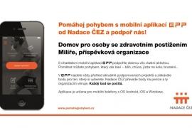 Náš projekt se zapojil  do EPP